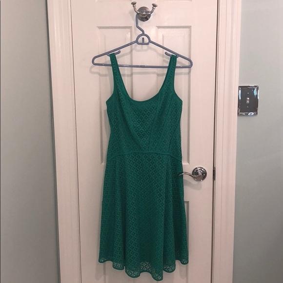 Max Studio Dresses & Skirts - Max Studio Teal Lace Dress